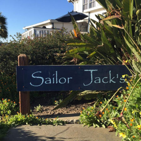 Sailor Jack's sign